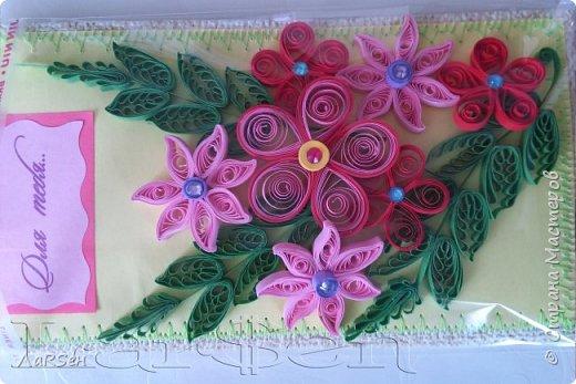 """Подарочный конверт """"Весна"""" фото 14"""