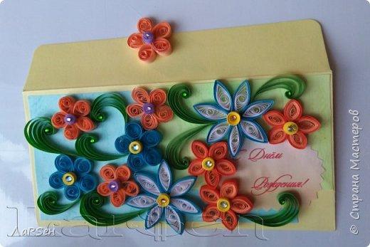 """Подарочный конверт """"Весна"""" фото 13"""