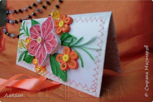 """Подарочный конверт """"Весна"""" фото 2"""