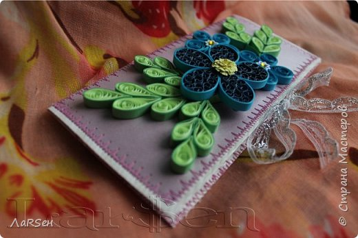 """Подарочный конверт """"Весна"""" фото 5"""