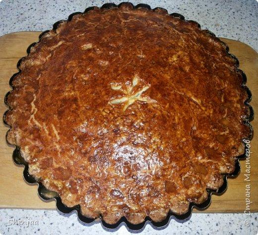 Сладкий пирог со щавелем фото 2