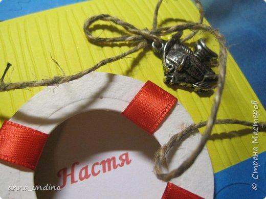 Приглашения в морском стиле фото 5