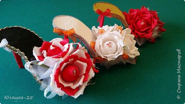 Здравствуй, Страна! Какая девушка не мечтает о лабутенах?))) на 8 марта я сотрудницам дарила вот такие подарочки...  фото 1