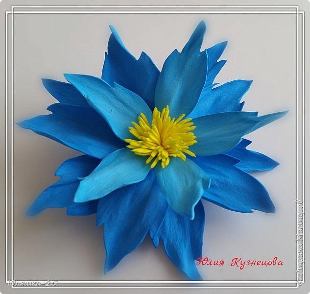Представляю Вашему вниманию несколько своих последних работ.  Пионовидная роза сделана по МК замечательной мастерицы КатиСтеп  фото 2