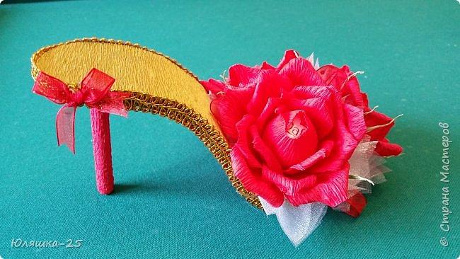 Здравствуй, Страна! Какая девушка не мечтает о лабутенах?))) на 8 марта я сотрудницам дарила вот такие подарочки...  фото 2