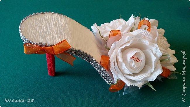 Здравствуй, Страна! Какая девушка не мечтает о лабутенах?))) на 8 марта я сотрудницам дарила вот такие подарочки...  фото 3