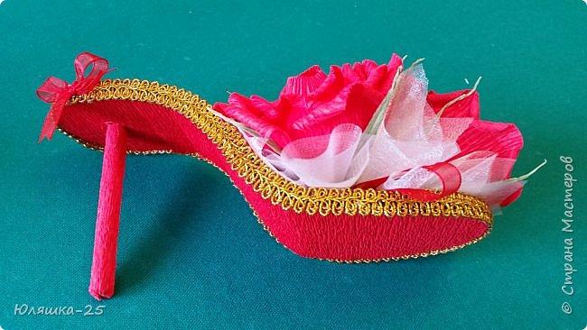 Здравствуй, Страна! Какая девушка не мечтает о лабутенах?))) на 8 марта я сотрудницам дарила вот такие подарочки...  фото 4