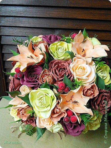 Клумба с цветами №2. фото 7