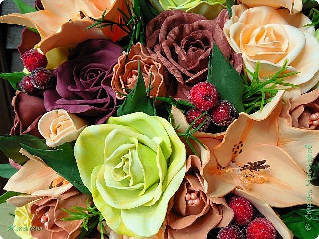 Клумба с цветами №2. фото 5