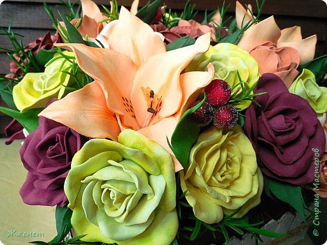Клумба с цветами №2. фото 6