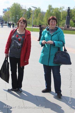 Итак,  мы в Москве- немного  потрёпанные и растерянные , но в Москве. фото 37