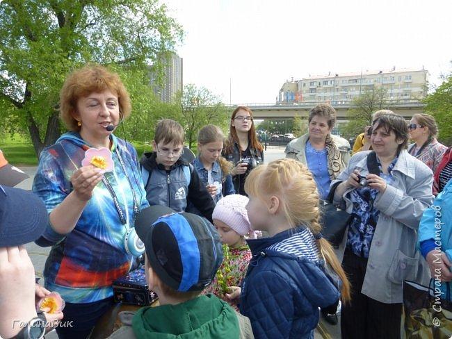 6 мая состоялась экскурсия по Аллее Космонавтов. Начало Аллеи - место встречи. фото 12