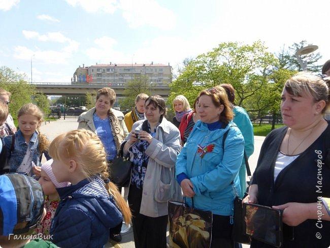 6 мая состоялась экскурсия по Аллее Космонавтов. Начало Аллеи - место встречи. фото 13