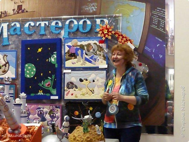 6 мая состоялась экскурсия по Аллее Космонавтов. Начало Аллеи - место встречи. фото 18