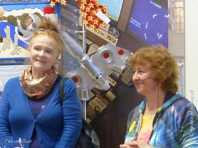 6 мая состоялась экскурсия по Аллее Космонавтов. Начало Аллеи - место встречи. фото 19
