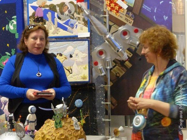 6 мая состоялась экскурсия по Аллее Космонавтов. Начало Аллеи - место встречи. фото 21