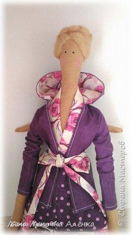Моя новая куколка тильда Весенний ангел! Знакомьтесь, Арина ищет свою хозяйку. Одёжка сшита из германского хлопка, жакетик снимается. фото 1