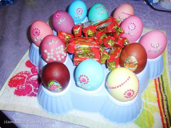 Привет,вот такие корзиночки дарила на пасху в этом году,все поинтересней,чем просто яичко ))) фото 6