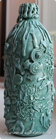 вазы из банок и бутылок фото 9