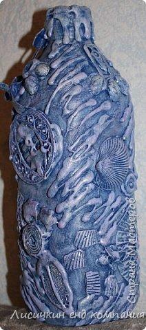 вазы из банок и бутылок фото 12