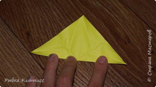 """Привет! Сегодня мы сделаем ещё один прикольный аксессуар. Накладные """"когти"""". Любители говорить """"не поленитесь указать автора"""" сегодня не смогут ничего сказать, потому что я сама придумала, как сложить это простое оригами. фото 2"""