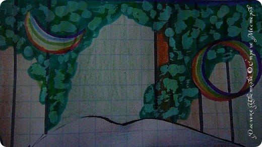 """Всем привет! Сегодня я сдаю работу на конкурс """"Зверополис""""(http://stranamasterov.ru/node/1022836?c=favorite). Я нарисовала главных героев - Ника и Джуди. Головы я разрисовывала поверх карандашей ручками, поэтому бумага там неровная, исправить не удается. Извиняюсь... фото 8"""