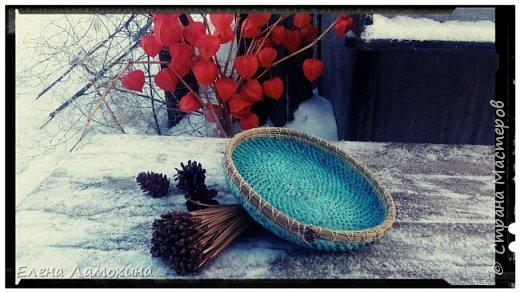 Плетение из корня,  иммитация фото 6