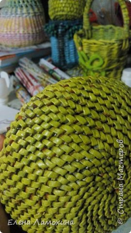 Плетение из корня,  иммитация фото 5