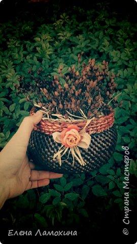 Плетение из корня,  иммитация фото 4