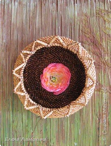 Плетение из бумаги фото 4
