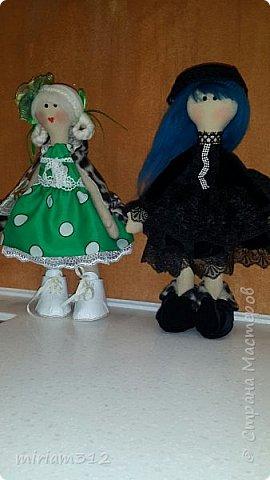Куклы большеножки фото 6
