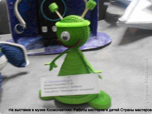 Фото с выставки  в музее космонавтики действительно сделаны ребенком, моим внуком Ильей, который впервые поехал без родителей и сестры, да ни куда-нибудь, а в Москву. Фотоаппарат Илье доверила впервые и вот что его поразило.  фото 1