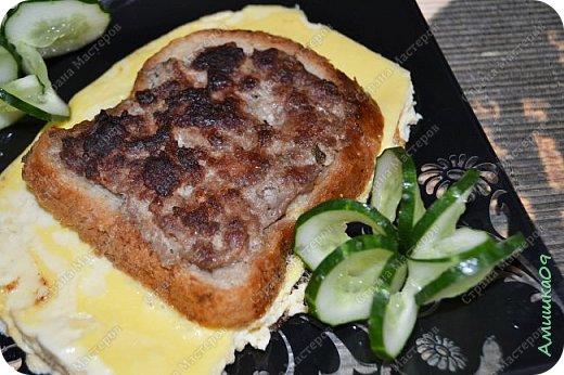 Наш очередной завтрак )) фото 1