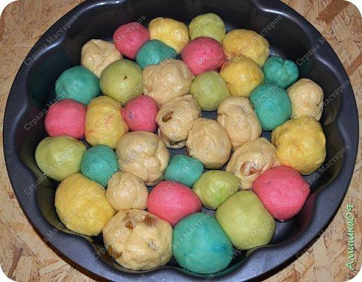 "Тесто для булочек делала по рецепту пирога ""Самоцветы"" http://stranamasterov.ru/node/687430?t=1280  фото 2"