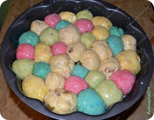 "Тесто для булочек делала по рецепту пирога ""Самоцветы"" http://stranamasterov.ru/node/687430?t=1280  фото 3"