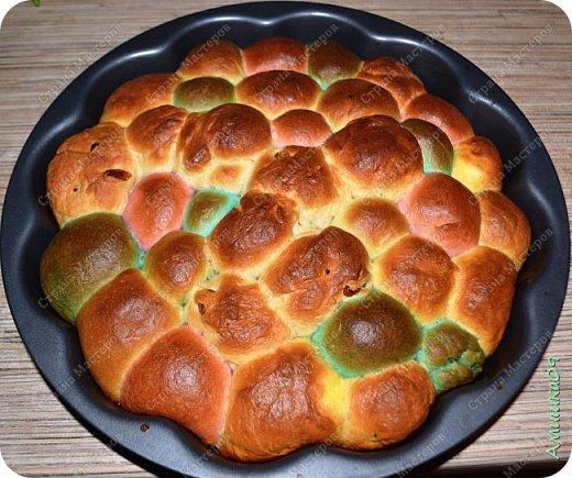 "Тесто для булочек делала по рецепту пирога ""Самоцветы"" http://stranamasterov.ru/node/687430?t=1280  фото 4"