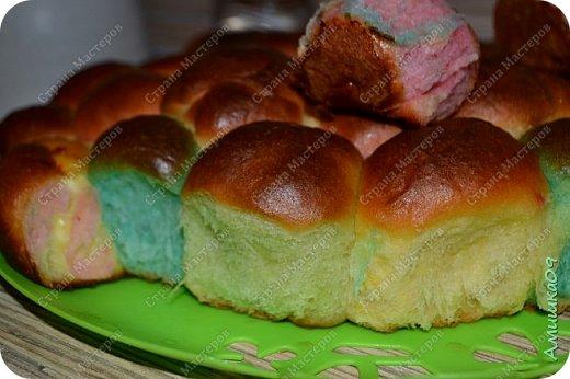 "Тесто для булочек делала по рецепту пирога ""Самоцветы"" https://stranamasterov.ru/node/687430?t=1280  фото 6"
