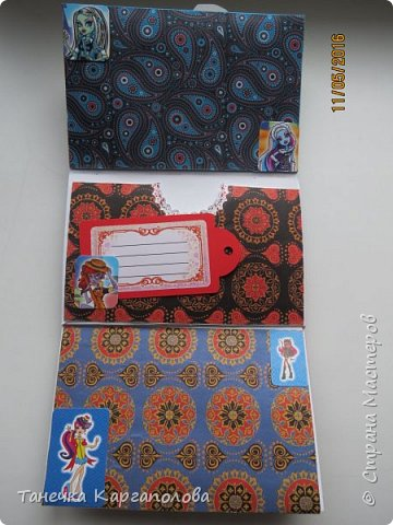 Привет всем!! Этот альбом я делала для своей любимой племянницы! Ей исполнилось 12 лет и она очень любит кукол Monster High! Хочу сказать огромное спасибо мастерице КсюИв, которая поделилась со мной схемой данного альбома. Я вдохновилась её альбомами и решила сделать свой! http://stranamasterov.ru/node/919800 вот они!!! фото 4