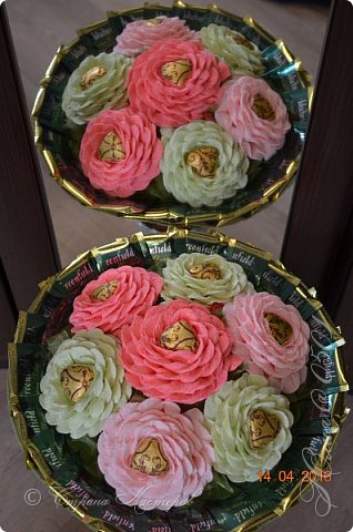 Доброго времени суток! Этот тортик делался на юбилей  одной очень хорошей даме. фото 13