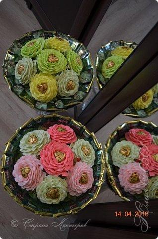 Доброго времени суток! Этот тортик делался на юбилей  одной очень хорошей даме. фото 9