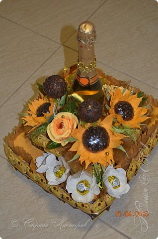 Доброго времени суток! Этот тортик делался на юбилей  одной очень хорошей даме. фото 2