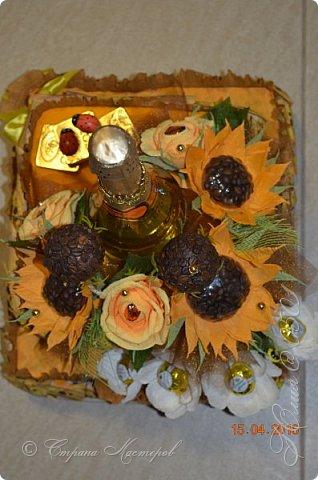 Доброго времени суток! Этот тортик делался на юбилей  одной очень хорошей даме. фото 8