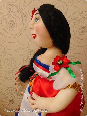 Доброго времени суток, жители Страны Мастеров! Представляю Вам новую куколку. Зовут Оленька. Приятного просмотра! фото 3