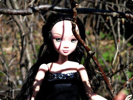 Всем привет! Новое платье Миранды. И да, я перепрошила её!) фото 1