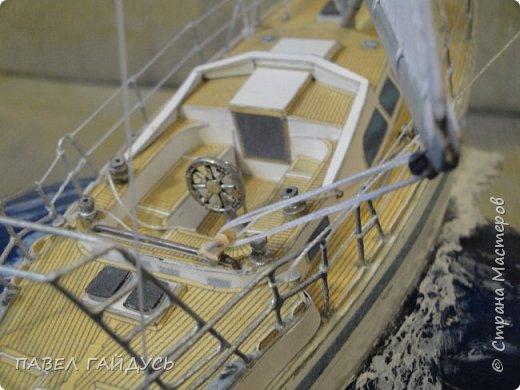 Яхта на волне. фото 13