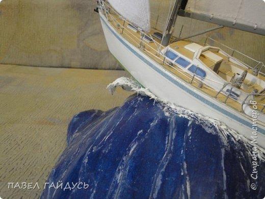 Яхта на волне. фото 20