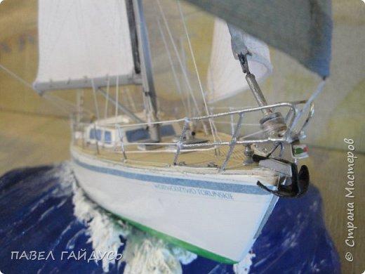 Яхта на волне. фото 19