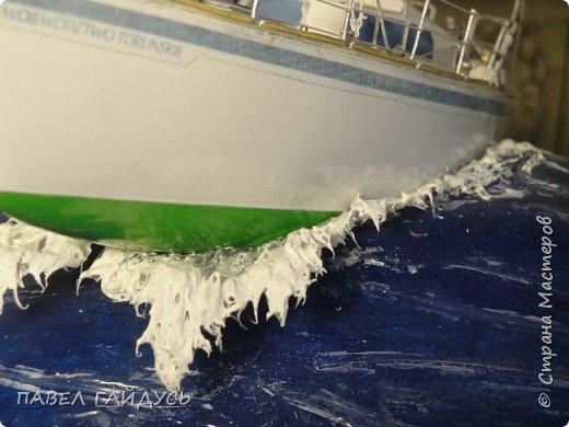 Яхта на волне. фото 16