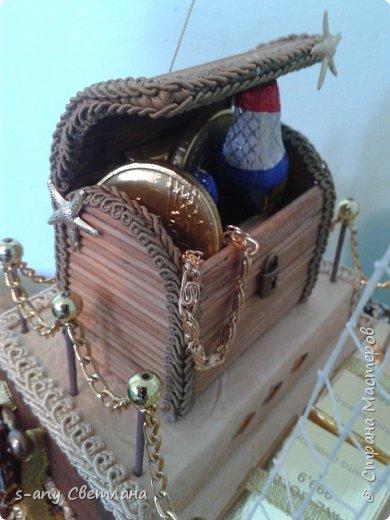 бинокль из банок и соленых орешков фото 15