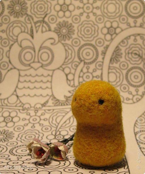 Наконец-то мои руки дошли до попытки сделать миниатюрные цветочки из вырубных элементов. фото 9